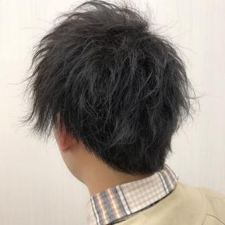 パーマ メンズ メンズスタイル ストリート ヘアスタイルや髪型の写真・画像