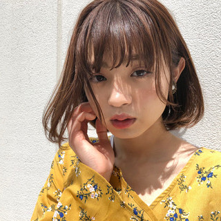 大人女子 春 ナチュラル オフィス ヘアスタイルや髪型の写真・画像