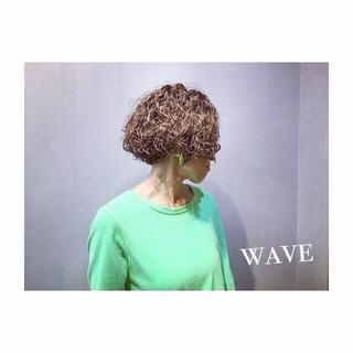 パーマ ナチュラル フェミニン 女子力 ヘアスタイルや髪型の写真・画像