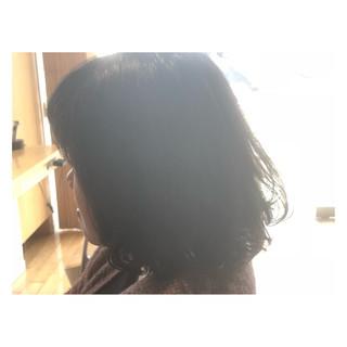 パーマ ナチュラル ゆるふわ 簡単 ヘアスタイルや髪型の写真・画像