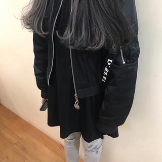ブリーチ ナチュラル 外国人風 女子力 ヘアスタイルや髪型の写真・画像