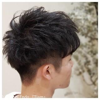 メンズマッシュ メンズカット ショート メンズヘア ヘアスタイルや髪型の写真・画像 ヘアスタイルや髪型の写真・画像