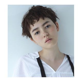 大人かわいい 前髪あり 暗髪 パーマ ヘアスタイルや髪型の写真・画像