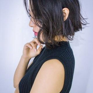 エレガント ボブ 大人かわいい デート ヘアスタイルや髪型の写真・画像 ヘアスタイルや髪型の写真・画像