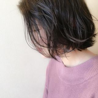 ガーリー ボブ 大人かわいい こなれ感 ヘアスタイルや髪型の写真・画像