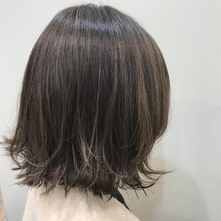 フェミニン ボブ オフィス 成人式 ヘアスタイルや髪型の写真・画像