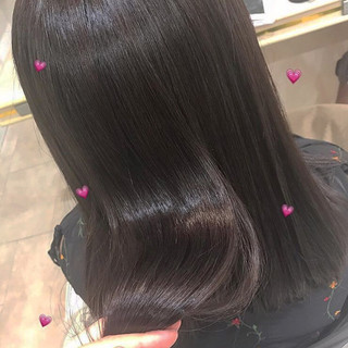 本村美月さんのヘアスナップ