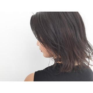 外国人風 アッシュ ストリート ボブ ヘアスタイルや髪型の写真・画像