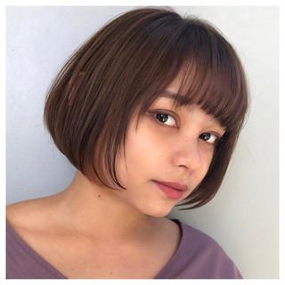 ショートヘア ショートボブ 大人かわいい ベリーショート ヘアスタイルや髪型の写真・画像