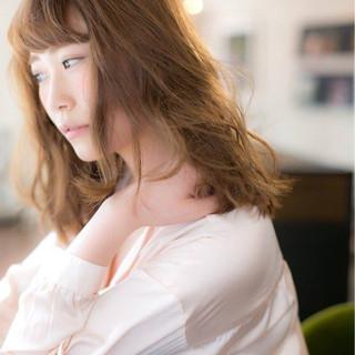 野村 麻美さんのヘアスナップ