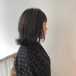 ボブ ショート ショートボブ 外ハネ ヘアスタイルや髪型の写真・画像