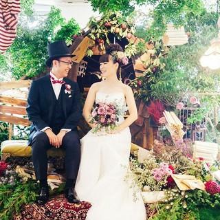 大人かわいい ロング 結婚式 ヘアアレンジ ヘアスタイルや髪型の写真・画像