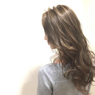 渋谷系 ロング 外国人風 ストリート ヘアスタイルや髪型の写真・画像