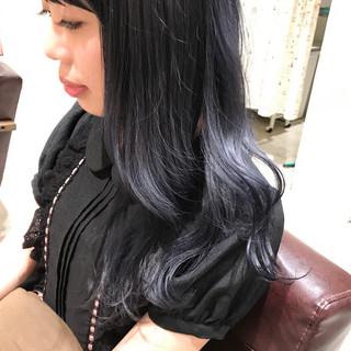透明感 秋 セミロング ブルージュ ヘアスタイルや髪型の写真・画像 ヘアスタイルや髪型の写真・画像