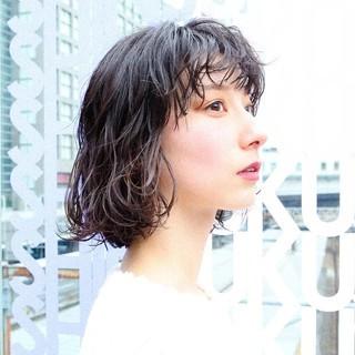PEEK-A-BOO ヘルシー ボブ 阿藤俊也 ヘアスタイルや髪型の写真・画像