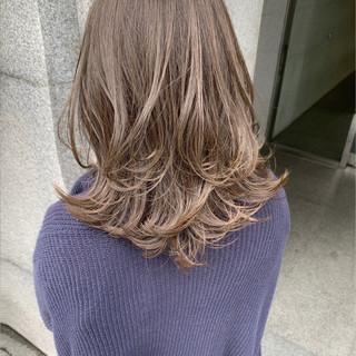 ベリーショート ショートヘア ミディアム ショートボブ ヘアスタイルや髪型の写真・画像