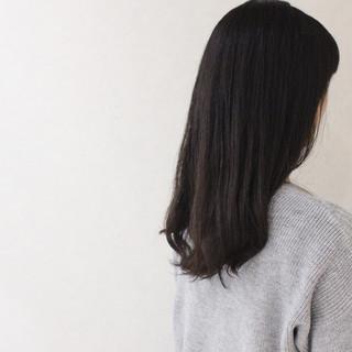 グレージュ 大人かわいい アッシュ 透明感 ヘアスタイルや髪型の写真・画像