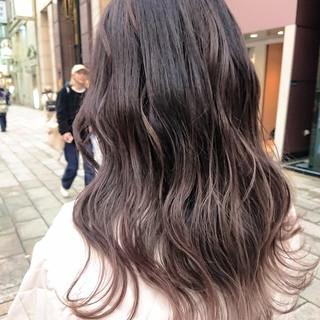 ストリート ロング 外国人風カラー TOKIOトリートメント ヘアスタイルや髪型の写真・画像