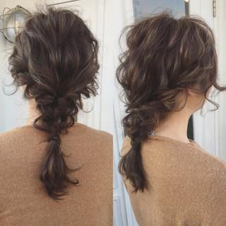 ハーフアップ フェミニン 外国人風 ヘアアレンジ ヘアスタイルや髪型の写真・画像 ヘアスタイルや髪型の写真・画像