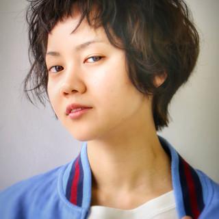 鎌田優子さんのヘアスナップ