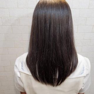 縮毛矯正 ストカール 艶髪 ガーリー ヘアスタイルや髪型の写真・画像
