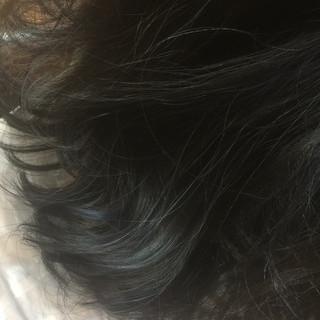 ブルージュ グラデーションカラー 外国人風 ロング ヘアスタイルや髪型の写真・画像