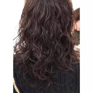 ゆるふわパーマ ナチュラル パーマ スパイラルパーマ ヘアスタイルや髪型の写真・画像