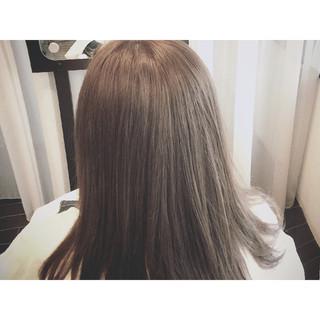 外国人風 ブルージュ 透明感 おフェロ ヘアスタイルや髪型の写真・画像 ヘアスタイルや髪型の写真・画像
