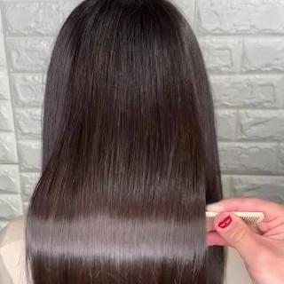 コンサバ 髪質改善トリートメント 髪質改善 美髪 ヘアスタイルや髪型の写真・画像 ヘアスタイルや髪型の写真・画像