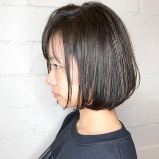 ストリート グレー デート 簡単ヘアアレンジ ヘアスタイルや髪型の写真・画像