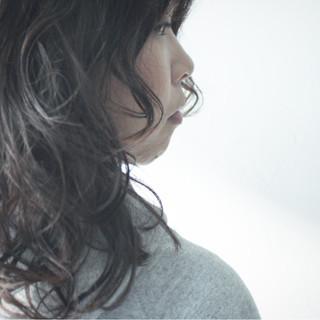 外国人風 ナチュラル パーマ 簡単 ヘアスタイルや髪型の写真・画像 ヘアスタイルや髪型の写真・画像