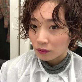 米村ススムさんのヘアスナップ