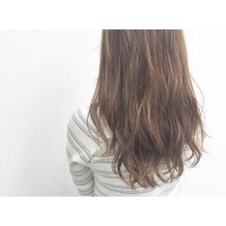 ハイライト グラデーションカラー ロング イルミナカラー ヘアスタイルや髪型の写真・画像