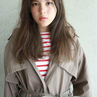 冬 デート ヘアアレンジ 外国人風カラー ヘアスタイルや髪型の写真・画像