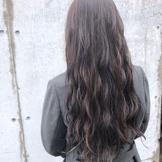 表参道 アンニュイほつれヘア グレージュ ヘアアレンジ ヘアスタイルや髪型の写真・画像
