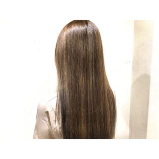 渋谷系 ロング ストリート 大人かわいい ヘアスタイルや髪型の写真・画像