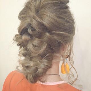 ショート 夏 くせ毛風 ロング ヘアスタイルや髪型の写真・画像 ヘアスタイルや髪型の写真・画像