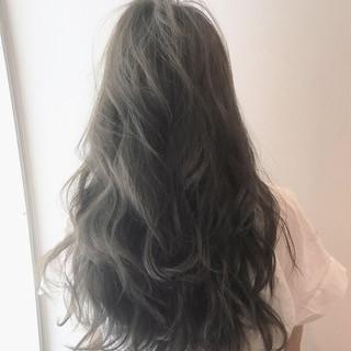 エレガント アンニュイ ヘアアレンジ ロング ヘアスタイルや髪型の写真・画像