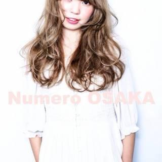 モテ髪 フェミニン コンサバ 大人かわいい ヘアスタイルや髪型の写真・画像