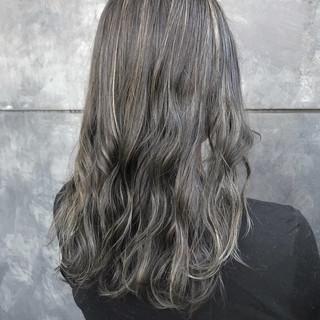 ハイライト ハイトーン ストリート ダブルカラー ヘアスタイルや髪型の写真・画像