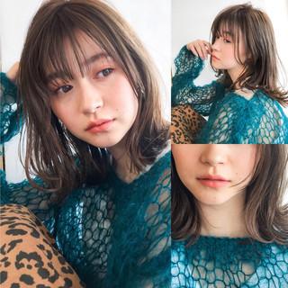 エフォートレス フェミニン デート 透明感 ヘアスタイルや髪型の写真・画像
