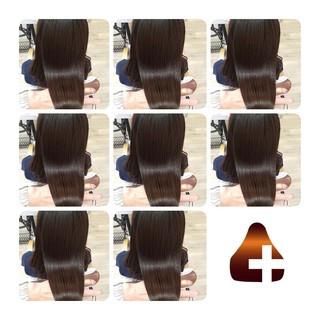 ナチュラル 髪の病院 美髪 頭皮ケア ヘアスタイルや髪型の写真・画像