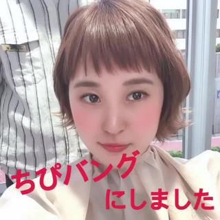 ショート/ 似合わせの達人/ 山田浩史さんのヘアスナップ