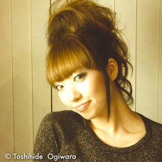 外国人風 大人かわいい モード ミディアム ヘアスタイルや髪型の写真・画像 ヘアスタイルや髪型の写真・画像
