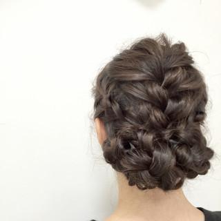 ロング モテ髪 ヘアアレンジ ゆるふわ ヘアスタイルや髪型の写真・画像 ヘアスタイルや髪型の写真・画像