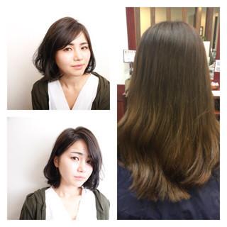 大人女子 モテ髪 ナチュラル 色気 ヘアスタイルや髪型の写真・画像