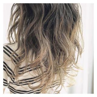 透明感 セミロング ナチュラル 秋 ヘアスタイルや髪型の写真・画像