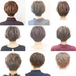 デート スポーツ アウトドア ナチュラル ヘアスタイルや髪型の写真・画像 ヘアスタイルや髪型の写真・画像