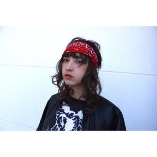 ミディアム 簡単ヘアアレンジ ショート ハーフアップ ヘアスタイルや髪型の写真・画像