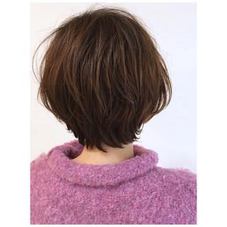 ショートヘア ショートボブ ショートパーマ ショート ヘアスタイルや髪型の写真・画像